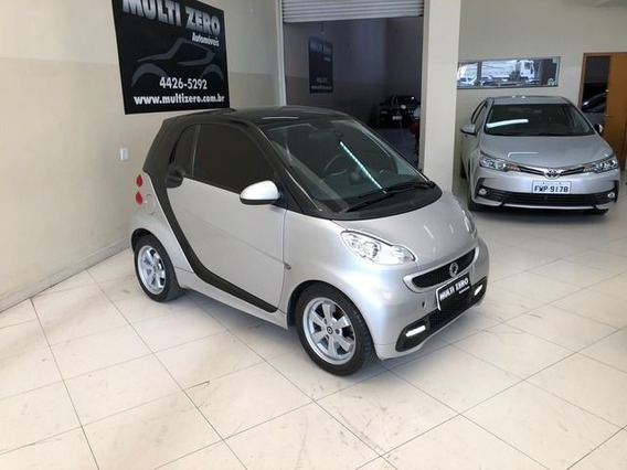 Smart Fortwo Passion Coupé 1.0 3c 12v Turbo, Ftx5874