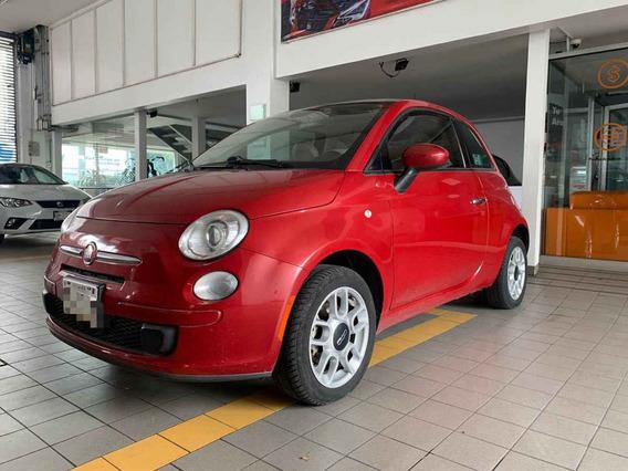 Fiat 500 2015 3p Trendy L4 1.4 Man