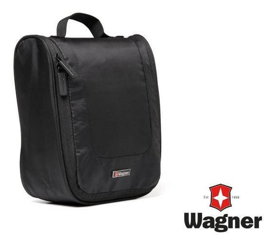 Necessaire Wagner Brause Original Importado Ideal Viajes