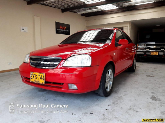 Chevrolet Optra Limited 1.8 Automático Sedán