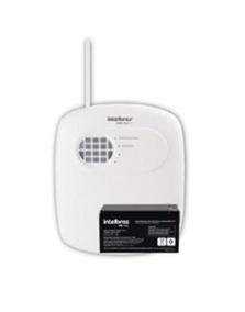 Kit Alarme Intelbras Anm 3008 + Bateria Cuide De Sua Familia