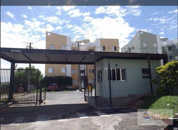 Apartamento Com 2 Dormitórios À Venda - Jardim Nova Hortolândia I - Hortolândia/sp - Ap6730