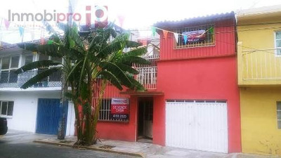 Casa En Venta En Nezahualcoyotl Col Atlacomulco Edmx