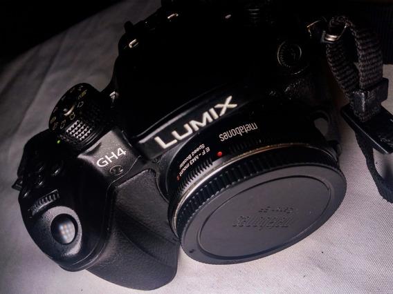 Lumix Gh4 + Metabones Speedbooster
