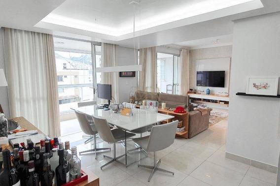 Apartamento Com 4 Dormitórios À Venda, 128 M² - Buritis - Belo Horizonte/mg - Ap0031