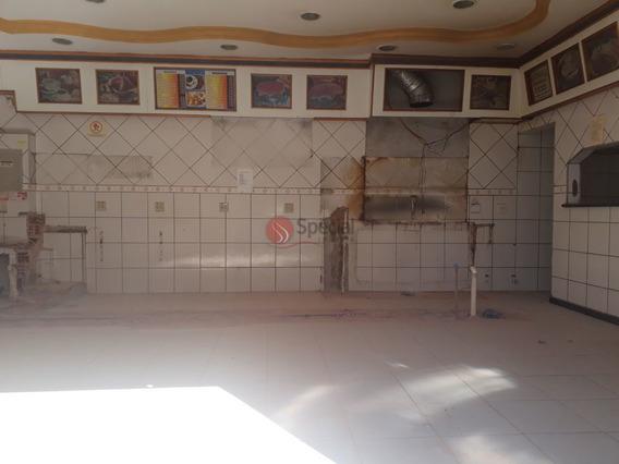Ótimo Salão Comercial No Tatuapé, Para Restaurante Ou Lanchonete. - Af21767