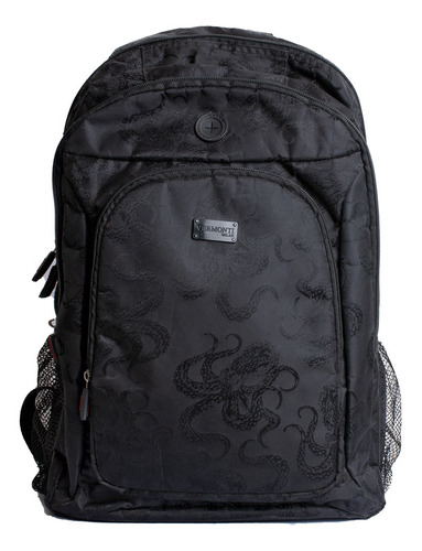 Backpack Hombre Vermonti Color Negro