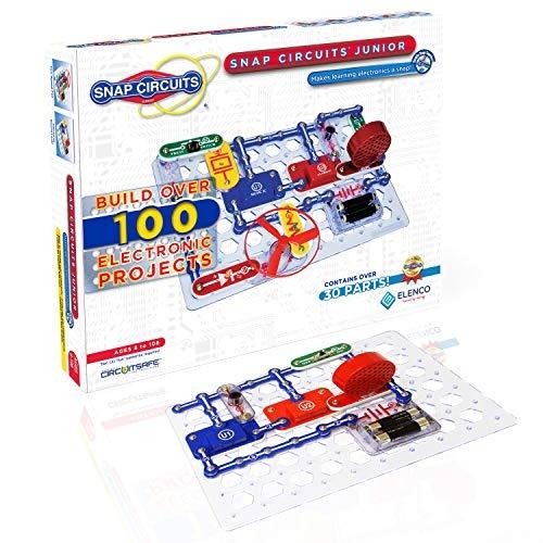Circuitos De Jr. Kit De Exploracion Electronica Sc-100   Mas