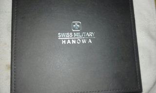 Estuche Swiss Military