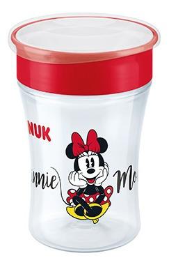 Imagen 1 de 2 de Vaso Magic Cup Antiderrame Minnie 230ml Nuk 8m+