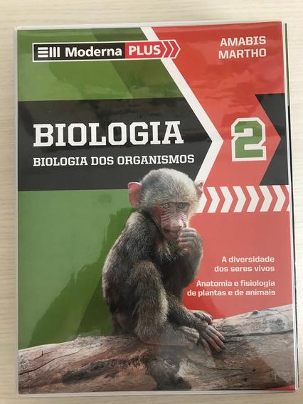 Livro De Biologia 2 - Moderna (amabis/martho)
