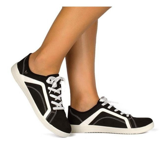 Tenis Mississipi Casual Litras X9723