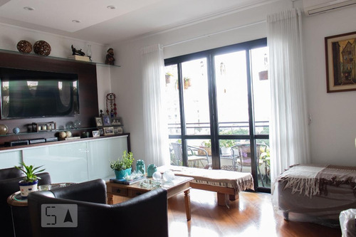 Apartamento À Venda - Cambuci, 3 Quartos,  110 - S893034402