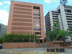 Oficina En Alquiler En El Rosal 21-3640 Sj 04142718174