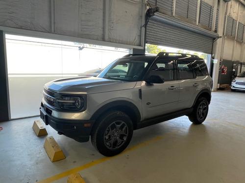 Ford Bronco Wildtrack