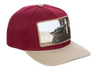 Pre-venta Mandalorian: The Child Pre-curve Snapback Hat
