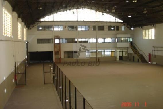 Galpao Industrial - Tambore - Ref: 3413 - V-3413