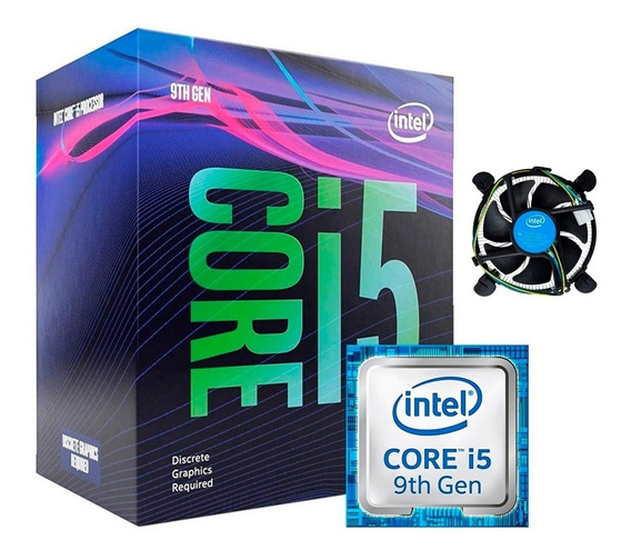 Processador Intel Core I5 9400f 9mb Cache 2.9ghz Lga 1151