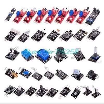 Kit Para Arduino Sensor 37x1 Arduino Start Sem Case