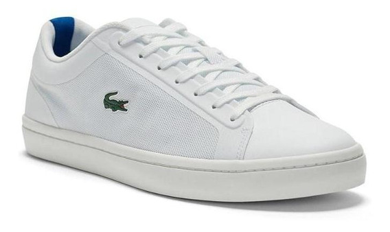 Tênis Lacoste Straightset Masculino 36cam0095-001