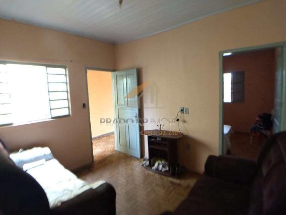 Casa Com 2 Dorms, Vila Tibério, Ribeirão Preto - R$ 150 Mil, Cod: 55948 - V55948