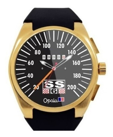 Relógio Esportivo - Painel Gm - Opala Ss # Muito Novo