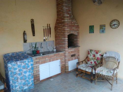 Imagem 1 de 13 de (ref: 0082) Casa Sobrado - Itanhaém/sp - Jardim Verde Mar