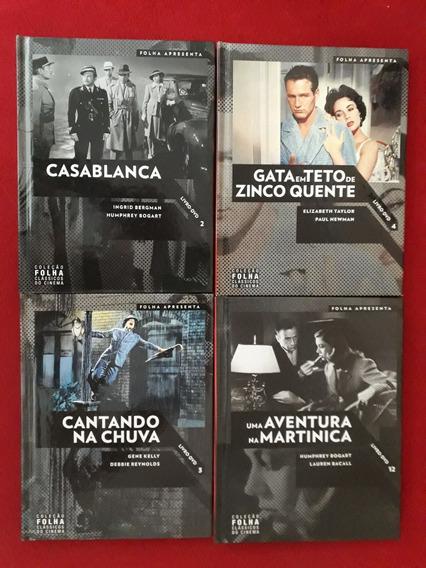 Kit Com 4 Livros + Dvd