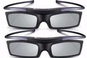 Jogo Com 4 Oculos 3d Samsung Ssg-4100gb
