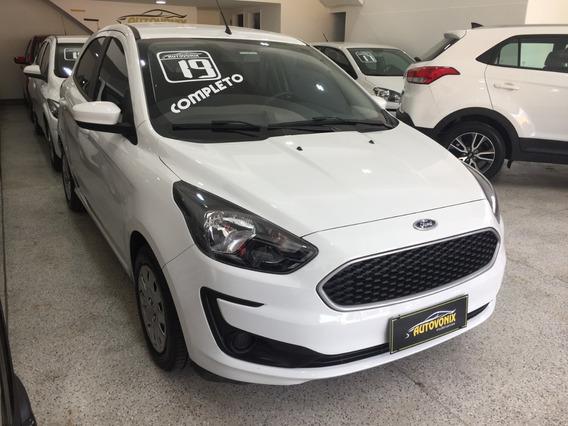 Ford Ka 1.0 Se 2019 - Aplicativo - Oportunidade Uber