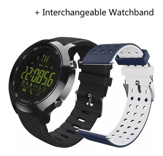 Relógio Inteligente Makibes Ex18c Notificação De Chamada