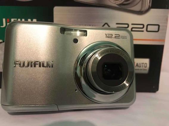 Camêra Digital A220 Fujifilm 12.2 Mp