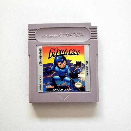 Mega Man 1 Original Game Boy Gameboy
