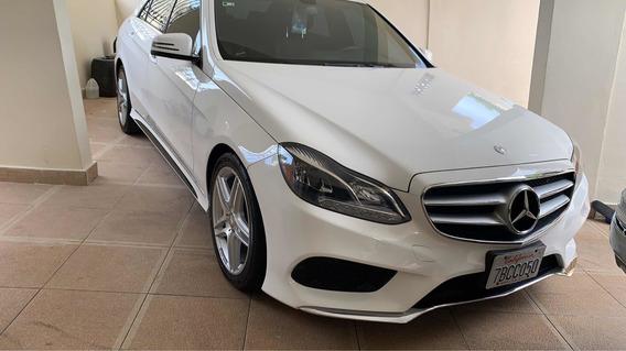 Mercedes-benz Clase E Americana