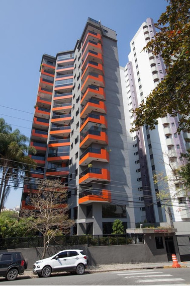 Apartamento À Venda, 4 Quartos, 3 Vagas, Valparaíso - Santo André/sp - 52361