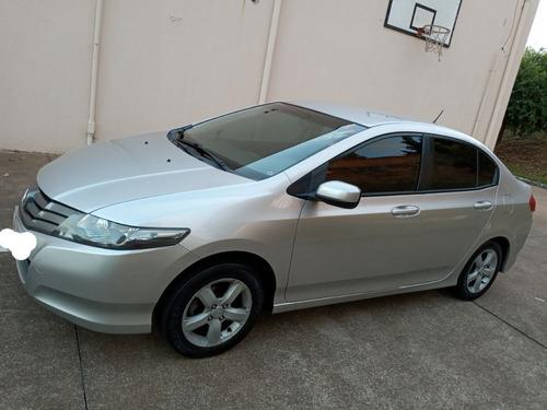 Honda City 2012 1.5 Lx Flex Aut. 4p