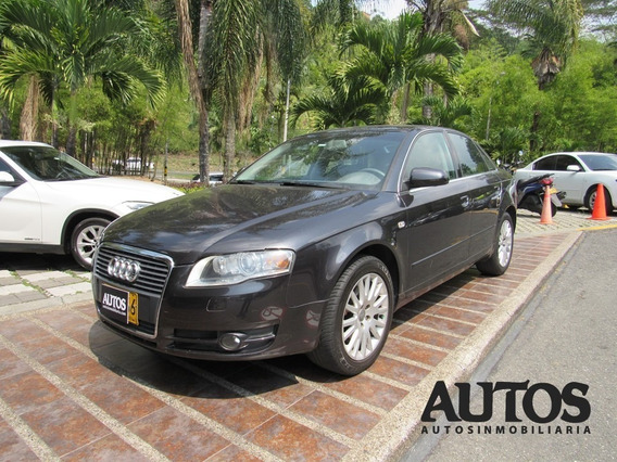 Audi A4 Luxury At Sec Turbo Sedan Cc1800
