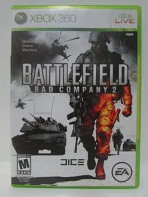 Battlefield Bad Company 2 - Xbox 360 Original E Completo