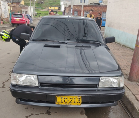 Renault R 9 Renault 9 Del 89 Glx