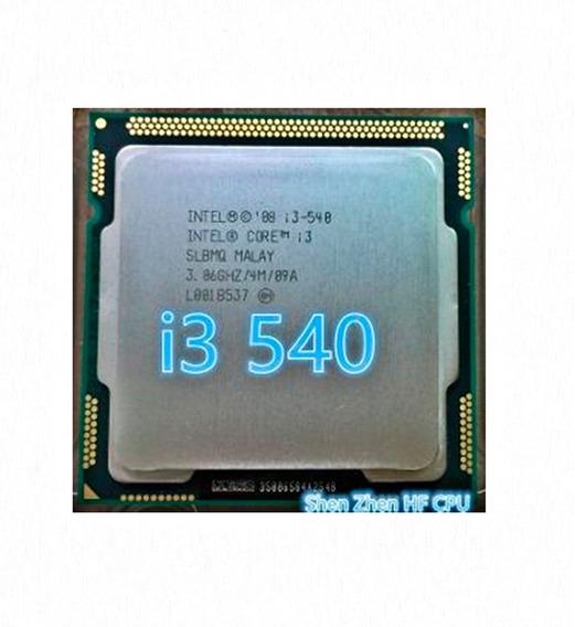 Processador Intel Core I3 - 540 / 3.06 Ghz (semi Novo)