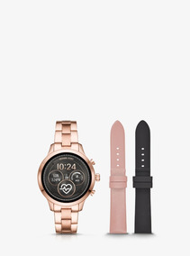 Relogio Michael Kors - Mkt5054 - Rose Gold - Smartwatch Set