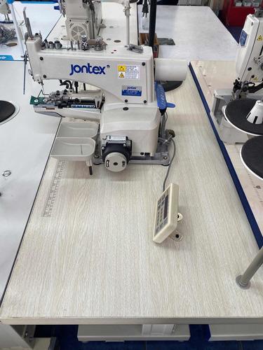 Máquina Industrial Botonera Jontex Jt-1377