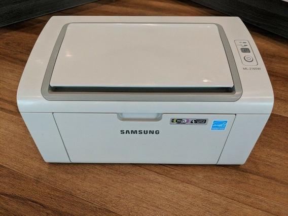 Impressora Samsung Ml-2165w 110v Revisada