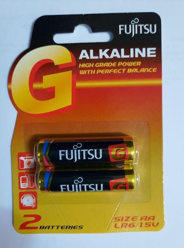 Pila Bateria A A Fujitsu Alkalina