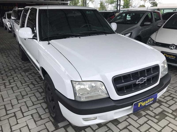 Chevrolet S10 Pick-up 2.4 Mpfi 8v 128cv Cd 4p