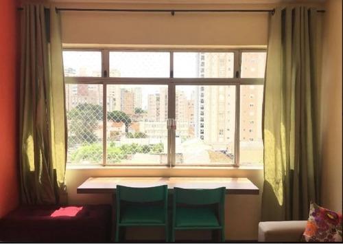Apartamento Para Venda No Bairro Vila Clementino Em São Paulo - Cod: Mi124367 - Mi124367