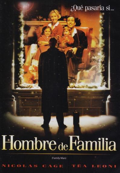 Hombre De Familia Nicolas Cage Pelicula Dvd