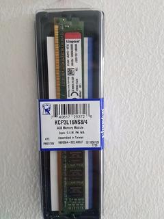 Memoria Ram Kingston 4gb Ddr3l 1600 Mhz