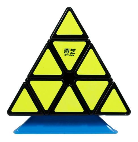 Cubo Magico 3x3 Rubik 3x3x3 Pyraminx Qiyi Qiming Piramide