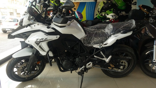 Benelli Trk502 0km - Financiación - Motos M R